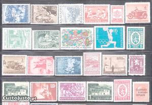 Selos - Bulgária Colecionaveis