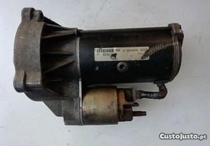 Motor de arranque peugeot