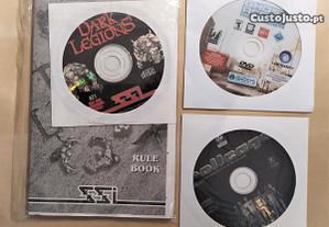 Dark Legions + Ghost Recon + Rollcage