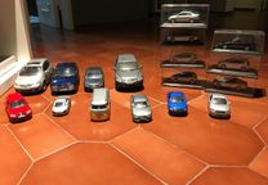 Miniaturas de colecção Vw-Audi