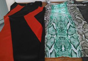 Vestidos variados