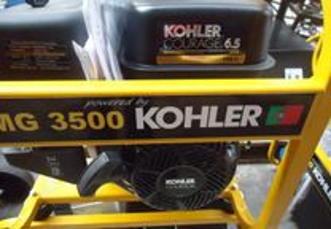 Gerador Kohler MG 3500 a Gasolina de 3,5 Kwa (Gran