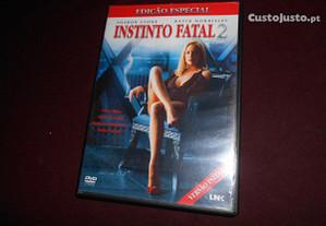 DVD-Instinto fatal 2-Edição especial-Sharon Stone