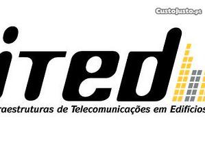 Projecto, Execução e Certificação de ITED/ITUR