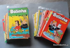Livros Banda Desenhada - Bolinha - Abril