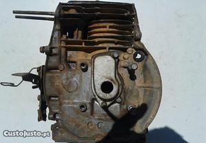 Bloco com acelerador motor Honda G200, GK200, etc.