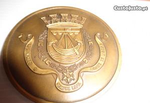 Medalha Cidade de Lisboa Oferta Envio Registado