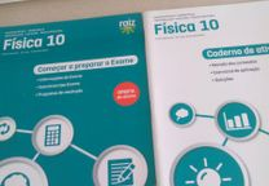 Física 10 Caderno de atividades Raiz Editora