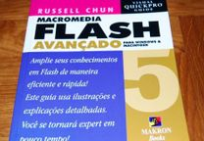 Macromedia FLASH Avançado