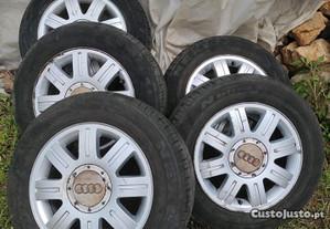 5 Jantes Audi n15