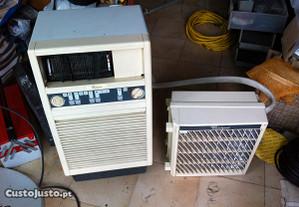 Whirlpool model AMB 485 ar condicionado, desomific
