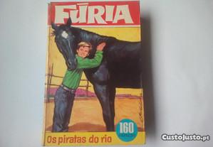 Fúria - colecção Herois - 1967