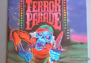 Caderneta de cromos Terror Parade - Disvenda