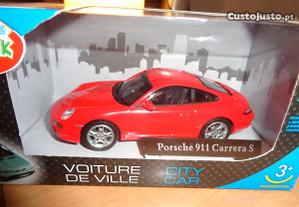Carro Miniatura Porsche 911 Carrera S 1/43