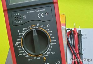 Multímetro Digital SZBJ BM91A Pronta Entrega