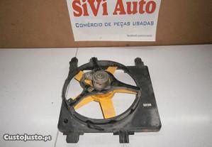 Termoventilador Ford Fiesta 1.25 - 1996 - 2001