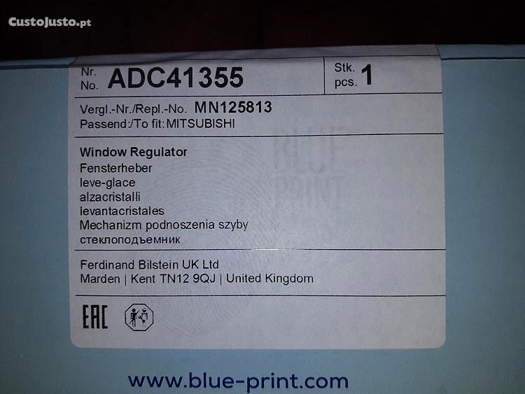 Blue Print ADC41355 ALZACRISTALLI