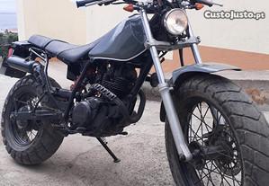 Yamaha tw125 sem documentação