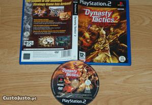 Playstation 2: Dynasty Tactics 2