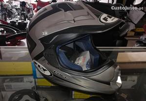 Capacete Fly Racing FL-606 Cinza