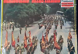 Militares Marchas Vinil 22 rpm Raro