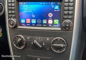 Auto-radio 2 din android 9.0 para Mercedes A e B