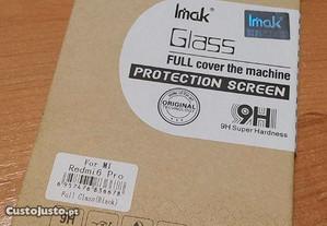 Película Vidro Proteção Ecrã Xiaomi Redmi 6 Pro