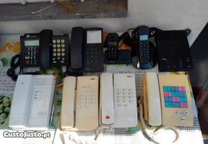Telefones Antigos de coleçao