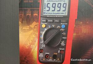 Multímetro digital UNI-T UT-139C