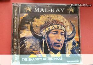 Mal-Kay The Shadow Of The Inkas - Instrumental