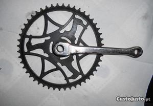 Pedaleira de bicicleta Pasteleira Raleigh