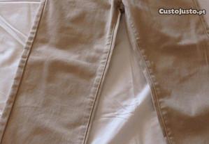 Calça p/ rapaz tam. 3 / 4 anos + Camisola e Camisa