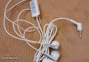 Phones / Auricular Nokia, HS-47 Stereo (Original)