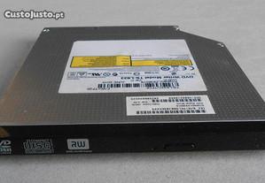DVD Writer para portátil Toshiba modelo TS-633