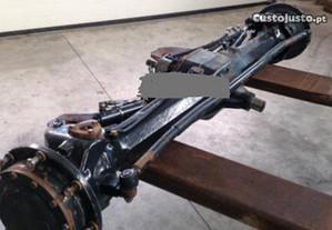 Trator-Eixo New Holland TM115 e TM135