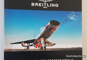 Catálogo Breitling Chronolog 09