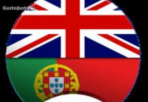 Traduções: Inglês - Português / Português - Inglês