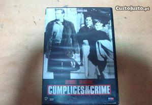dvd original cumplice de um crime