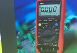 Multímetro True Rms - Uni-T UT61E- Pronta Entrega