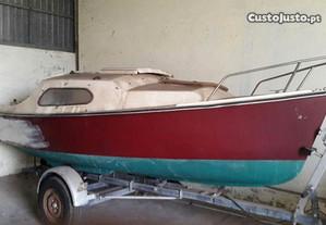 Reboque para barco