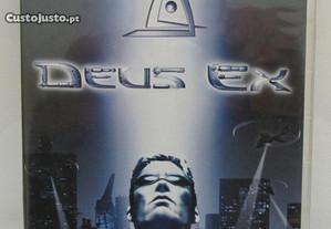 Jogo PC Deus Ex em bom estado