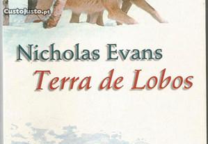 Nicholas Evans - Terra de Lobos