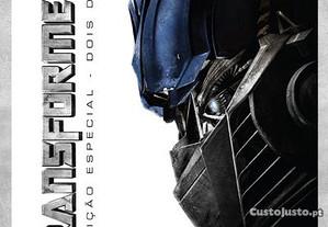 DVD: Transformers Edição Especial - NOVO! Selado!