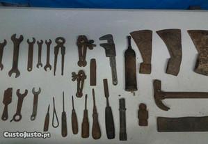 Peça antigas (ferramentas)