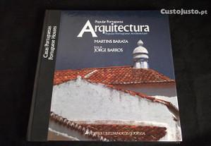 Livro Arquitectura Popular portuguesa CTT capicua