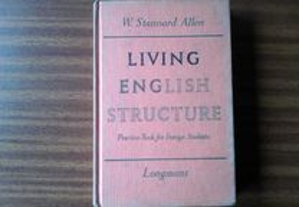 Living english structure, William Stannard Allen