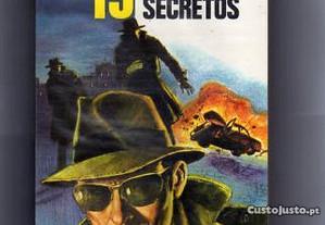 15 - Agentes Secretos