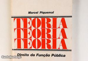Teoria, Direito da Função Pública