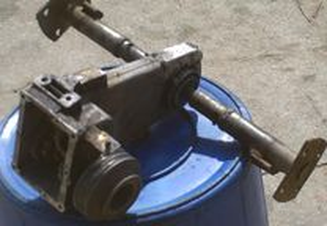 Desbloqueadores corpo rotoras para motocultivador
