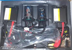 Kit BI-Xenon H4 - 6000k - 35w